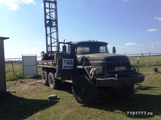 Испытание новых буровых долот при бурении скважин в Лениградской области